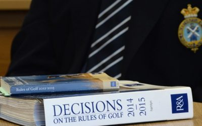 Revised Rules of Golf announced for 2019